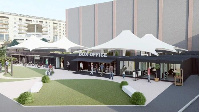 Box office Dubin Road