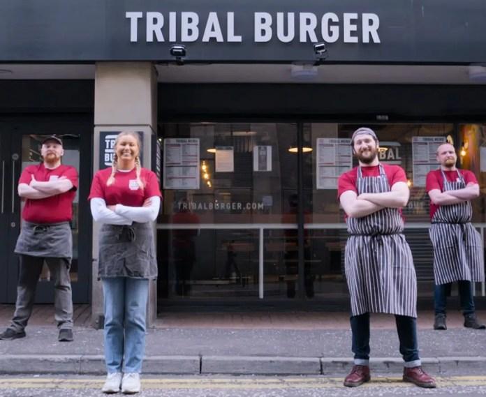 Tribal Burger