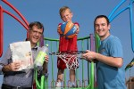 Household Recycling Supports Young Sparks