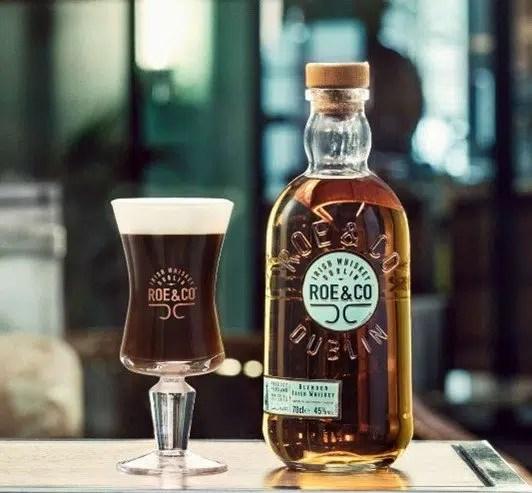 Roe & Co Irish Coffee