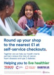 Tesco Health Charity Partnership fundraiser in NI to helplower the risk of cancer, heart disease and type 2 diabetes