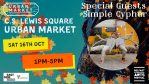 URBAN MARKET AND BELFAST INTERNATIONAL ARTS FESTIVAL SET TO DELIGHT C.S. LEWIS SQUARE THIS WEEKEND