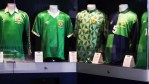 Shirts display proves to be big attraction on Irish FA tours