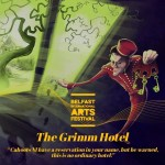 Cahoots welcomes you to 'The Grimm Hotel'