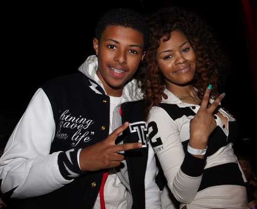 Diggy Simmons relation