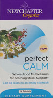 Review: New Chapter Perfect Energy and Perfect Calm Vitamins