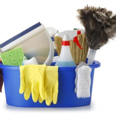 Get your Spring Cleaning done in 60 minutes!
