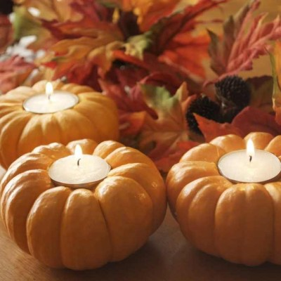 14 Days to an Easy Thanksgiving – Day 7: Place Cards and Decorations