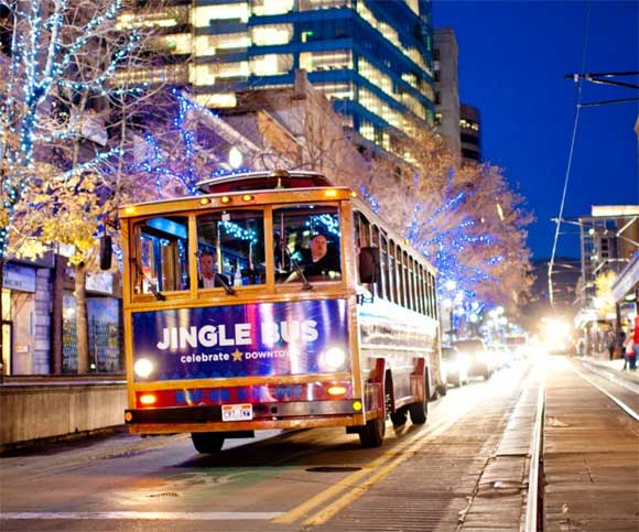 Jingle Bus Salt Lake City