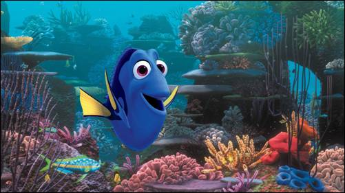 Disney Pixar's Finding Dory Trailer + Finding Dory Coloring Sheets #FindingDory #HaveYouSeenHer
