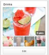 drinks pinterest