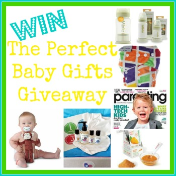 Baby Gifts Giveaway Collage done