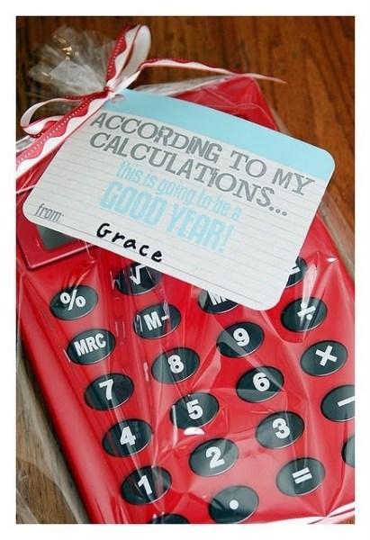 Calculations  Teacher Appreciation Gift
