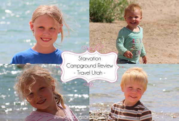 What to do in Utah - Review of Starvation State Park