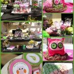 owlThemeBirthdayParty