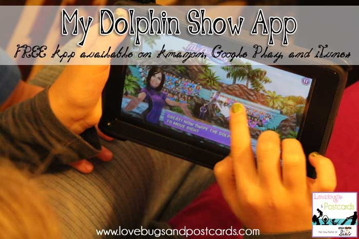 My Dolphin Show App Review
