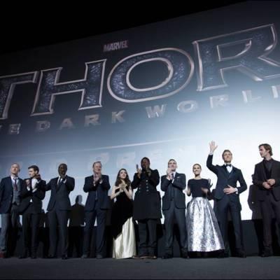 London premiere of THOR: THE DARK WORLD #ThorDarkWorldEvent
