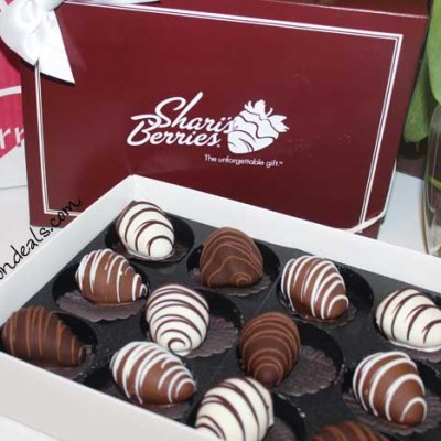 Give the perfect gift from Shari's Berries and ProFlowers