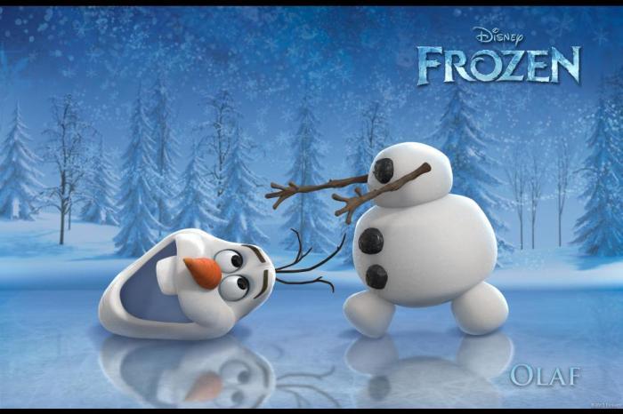 Disney's FROZEN Movie Review - Olaf