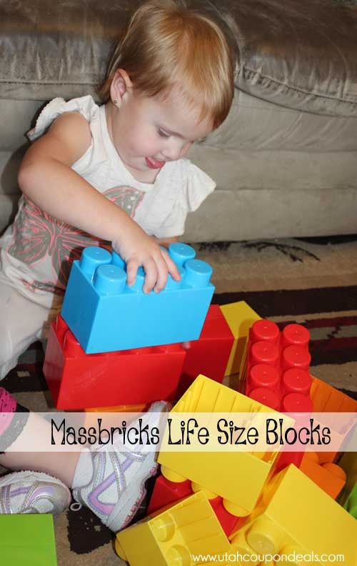 Massbricks Life Size Blocks Review