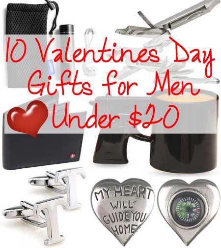 10 valentines day gifts for men under 20 lovebugs and for Valentines day guy gifts