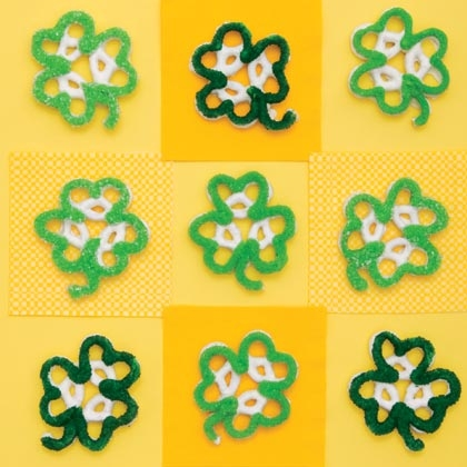 17 St. Patrick's Day Treats {easy, fun, and colorful} - Clever Clovers