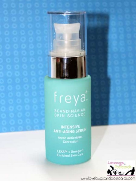 Freya Skin Care Intensive Anti-Aging Serum Review