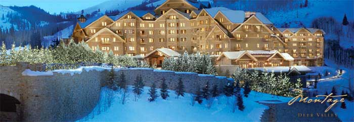 Montage Resort in Deer Valley, Utah