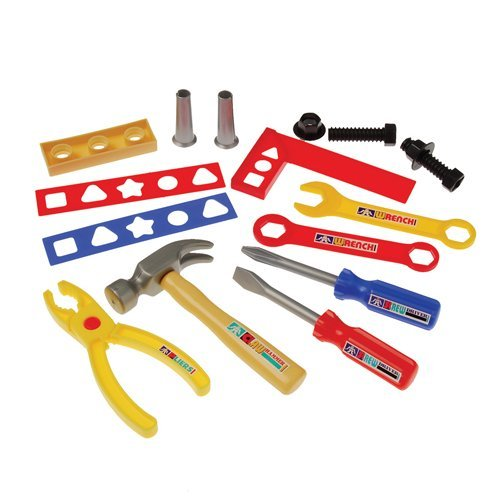 Kids 12pc Tool Set for the Young Carpenter