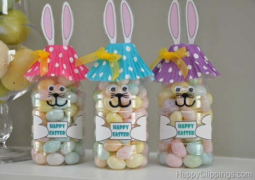 DIY: Easter Bunny Bottle
