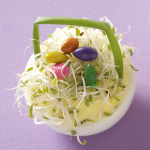 Hop-To-It Deviled Eggs Recipe