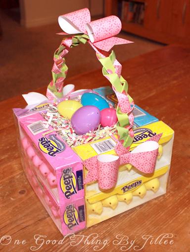 Edible Easter Basket