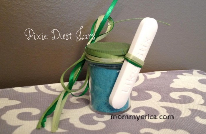 Pixie Dust Jars