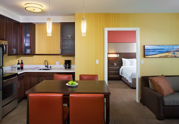 Marriott Residence Inn Tustin Orange County