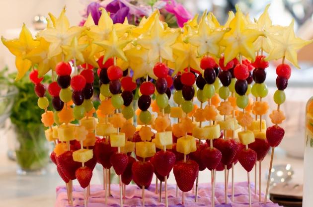 Fairy Fruit Wands