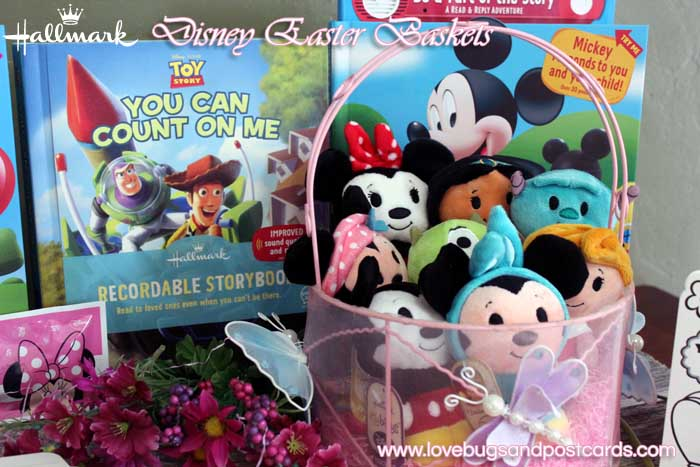 Hallmark has everything for the perfect Disney Easter Baskets - itty bittys
