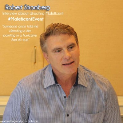 Robert Stromberg Interview about Directing Maleficent #MaleficentEvent