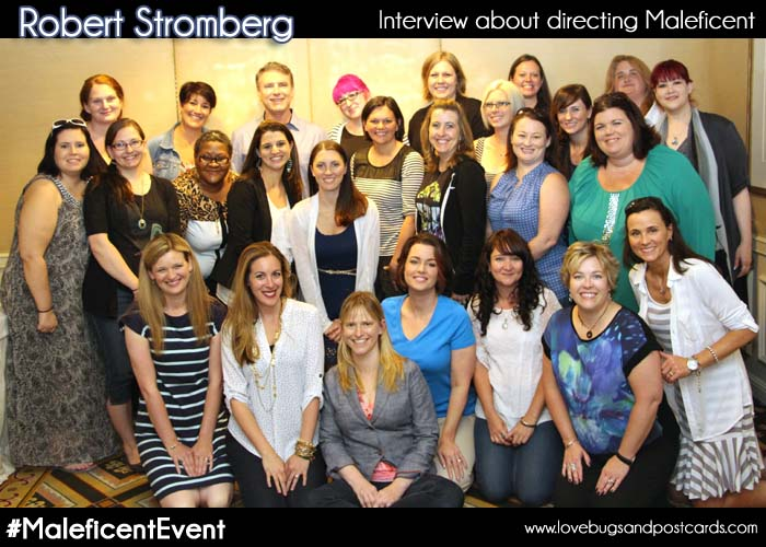 Director Robert Stromberg Interview about Maleficent #MaleficentEvent