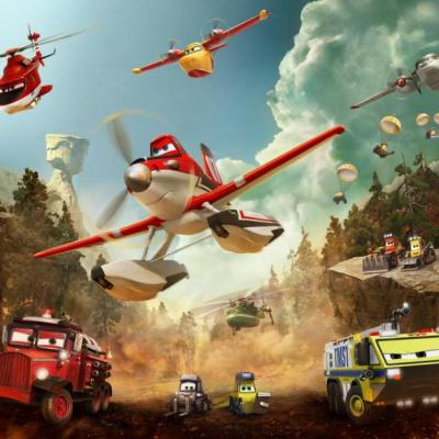 Planes: Fire and Rescue Trailer + FREE Planes Activity Sheets #FireAndRescueEvent