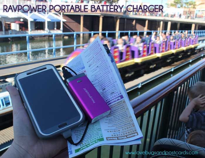 RAVpower Poratable Battery Charger
