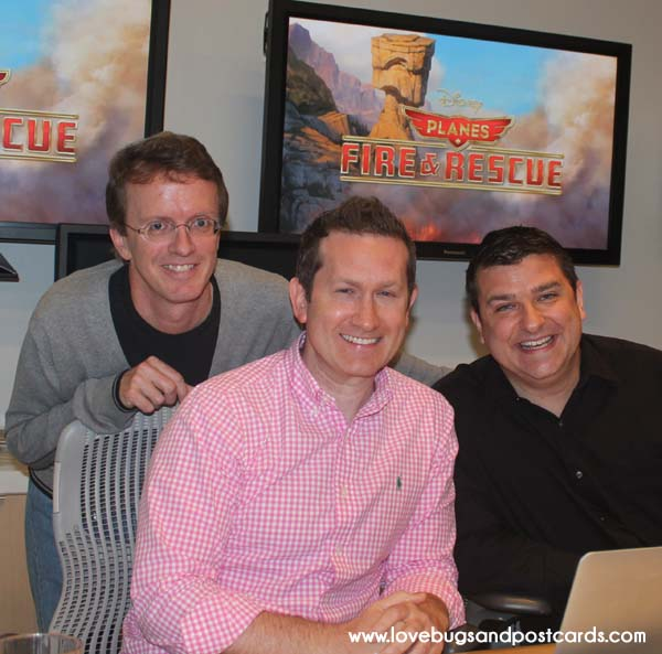 "Planes: Fire and Rescue ""DO YOUR RESEARCH"" with Jeff Howard and Paul Gerard #fireandrescueevent"
