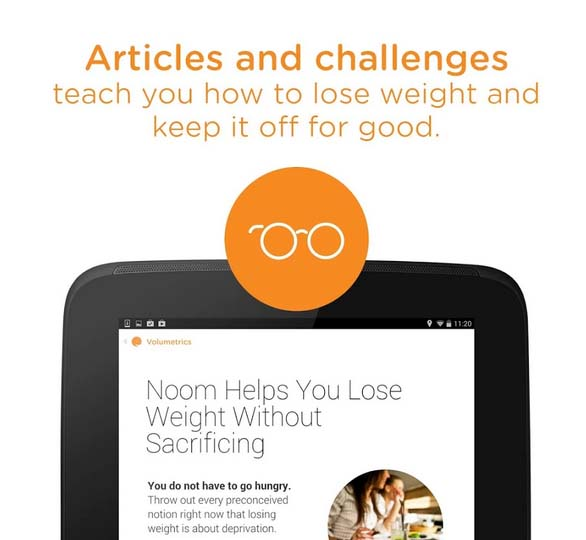 Noom Coach Weight Loss App #Noom30 #Ad