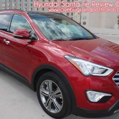 Hyundai Santa Fe Review