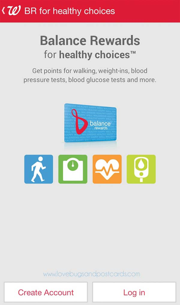 Get connected and be rewarded for your healthy choices with Walgreens Balance Rewards