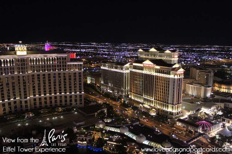 Eiffel Tower Las Vegas Review