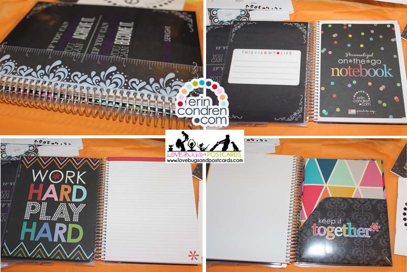 Erin Condren Notebook