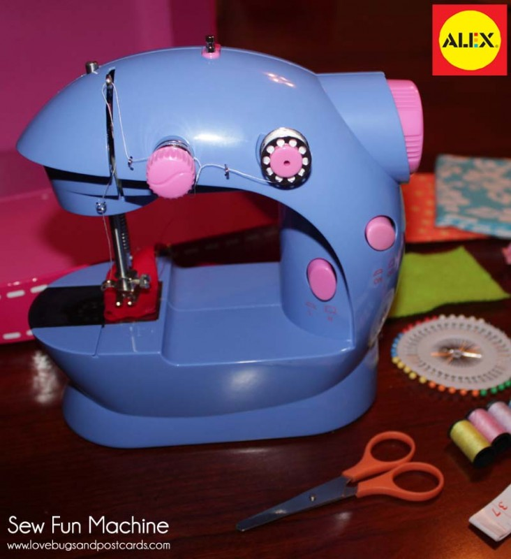 ALEX BRANDS Sew Fun Machine Review Perfect For Christmas Stunning Alex Sew Fun Sewing Machine