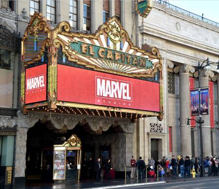 Schedule of upcoming Marvel Movies (Phase 3 of Marvel Cinematic Universe)