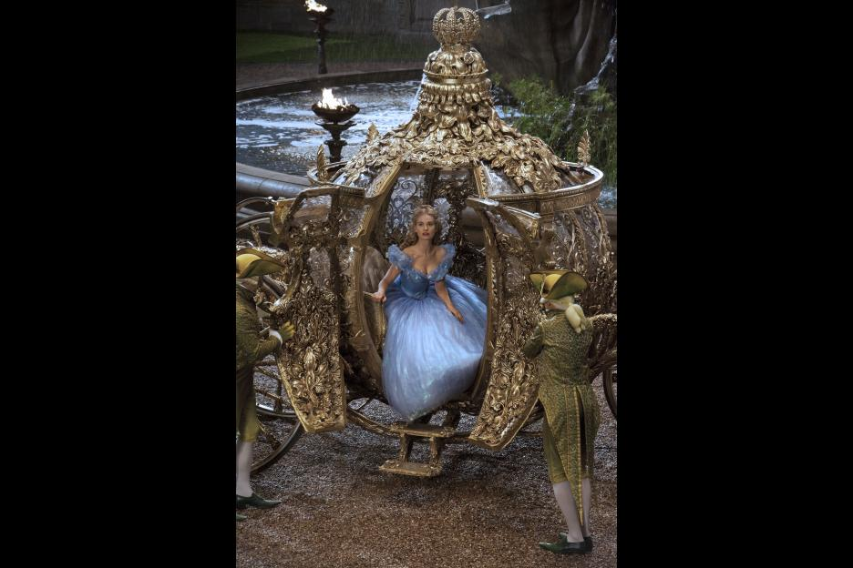 The first look at the live-action Disney's #Cinderella - comes out 3/13/15