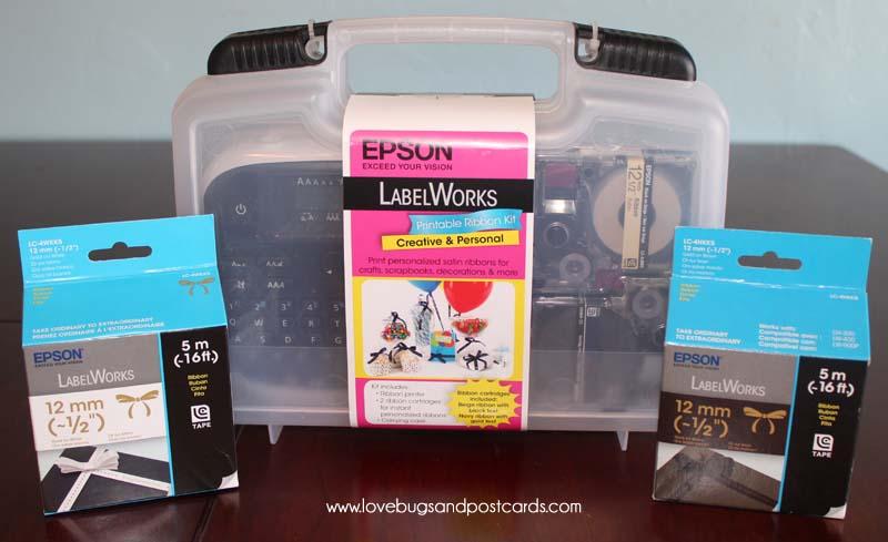 LabelWorks™ Printable Ribbon Kit Review